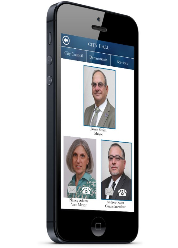 Connect with City Hall