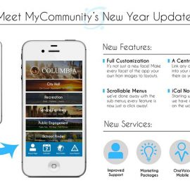 New MyCommunity Mobile App in 2019