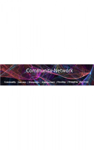 Community Network Banner